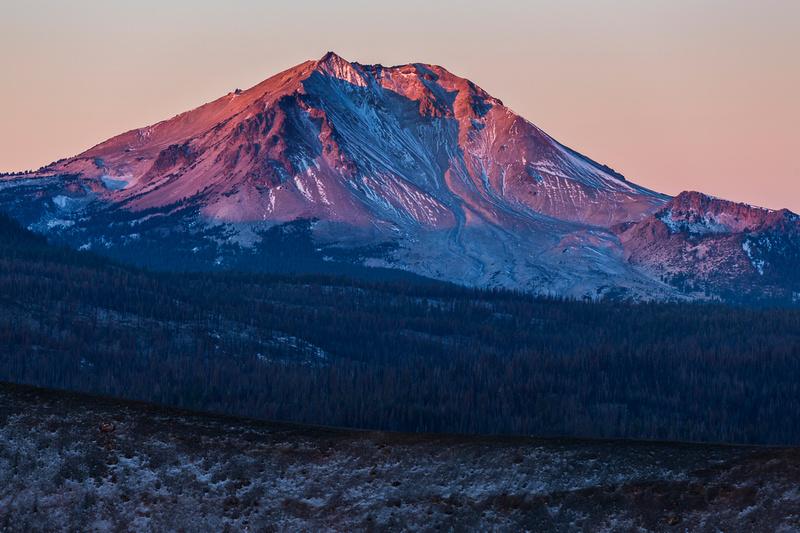 Lassen Peak, CA